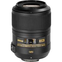 Nikon AF-S DX Micro 85mm f/3.5G ED VR